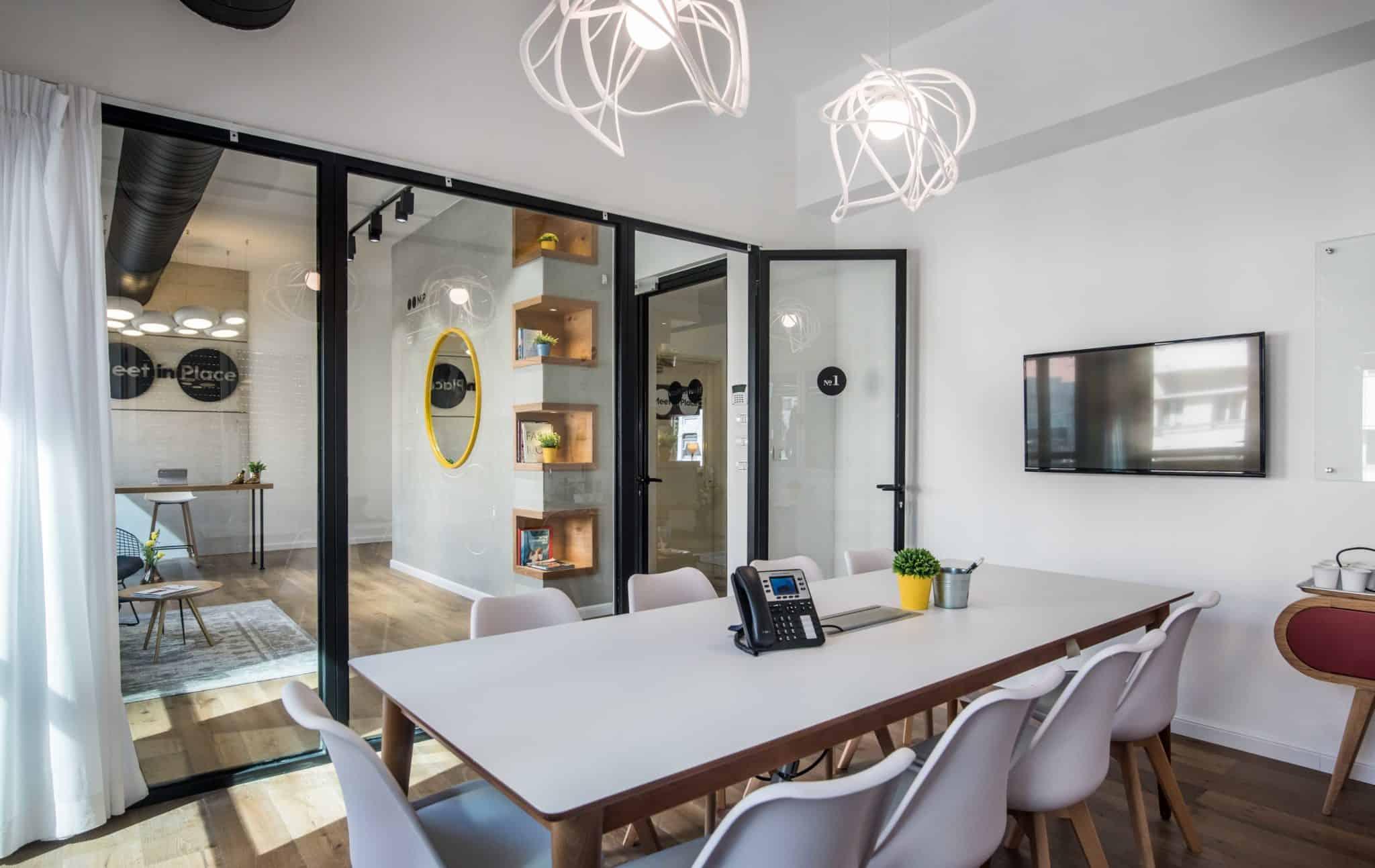 חדרי ישיבות בתל אביב – המקום הכי חם בעולם העסקים